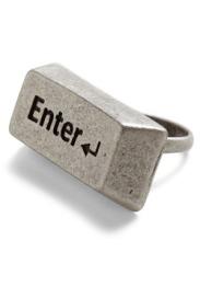 Enter gredzens