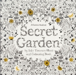 Johanna Basford - Secret garden colouring book