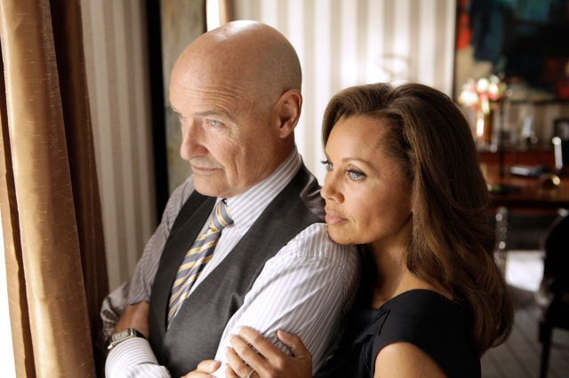 TERRY O'QUINN, VANESSA WILLIAMS