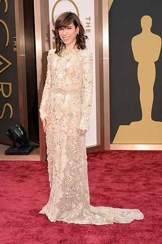 Sally Hawkins, in Valentino