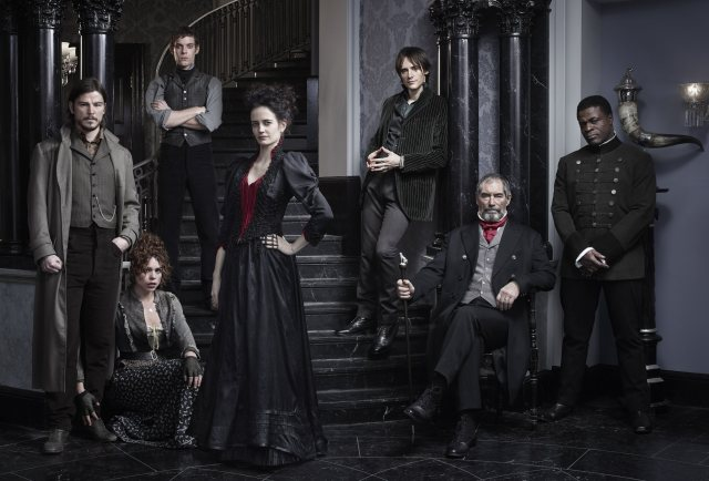 Penny Dreadful poster wide