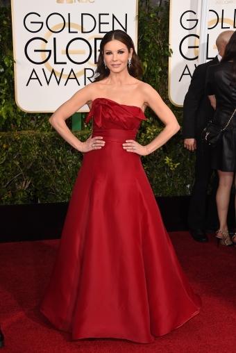 Catherine Zeta-Jones, in Angel Sanchez