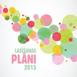 Lasīšanas plāni 2015