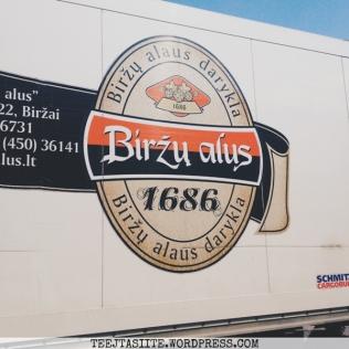 Biržu alus darītava Lietuvā
