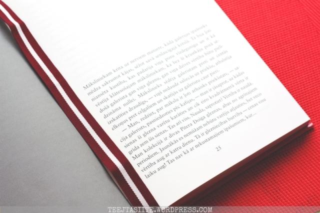 Idejas grāmatzīmēm - lentītes