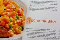 Eiropas vēsture latviešu virtuvē - zirnīši ar burkāniem