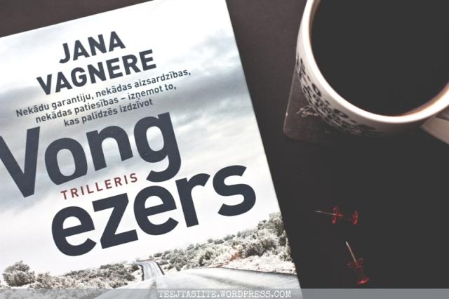 Jana Vagnere - Vongezers, grāmatas fotogrāfija