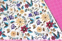 Krāsojamā grāmata pieaugušajiem. Džoanna Basforda - Pasakainais dārzs (Secret Garden) - ziedi