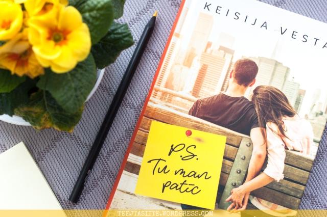 Keisija Vesta - P.S. Tu man patīc